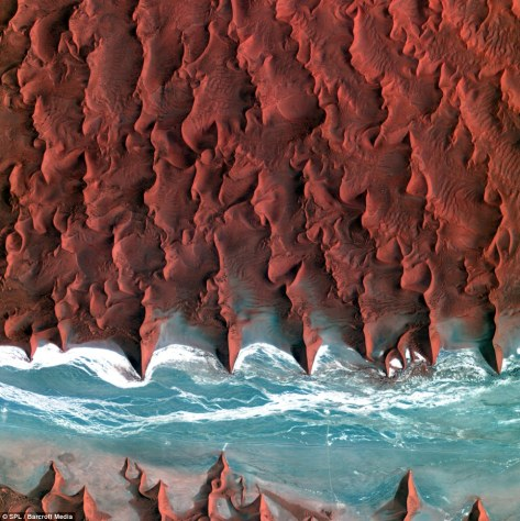 Crazy Alien Landscape?? Nope, This Is Good Ol' Planet Earth