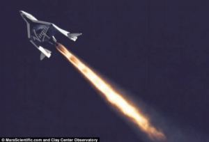 Virgin Galactic have so far succeeded in getting the craft outside the stratosphere, the second lowest layer of the atmosphere Read more: http://www.dailymail.co.uk/sciencetech/article-2467356/London-Sydney-TWO-hours-Virgin-Galactic-space-flight-technology-used-build-new-generation-super-jets-replace-Concorde.html#ixzz2qzNuq5NX  Follow us: @MailOnline on Twitter   DailyMail on Facebook