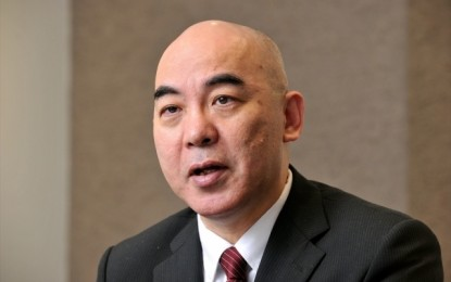Naoki Hyakuta (Photo: Japan Free Press)