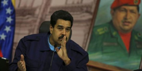 President Nicolas Maduro (Photo: Washington Post)