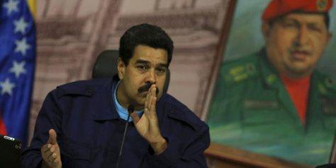 President Nicolas Maduro (Photo: Washington Post)