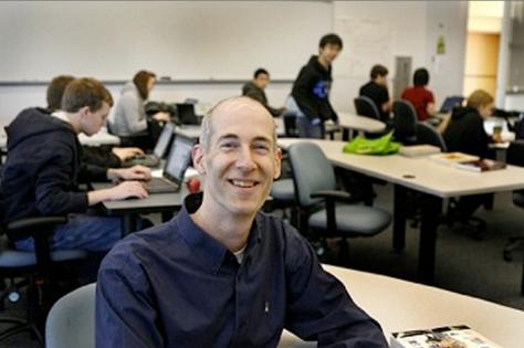 Allen Downey, Professor of Computer Science at Olin