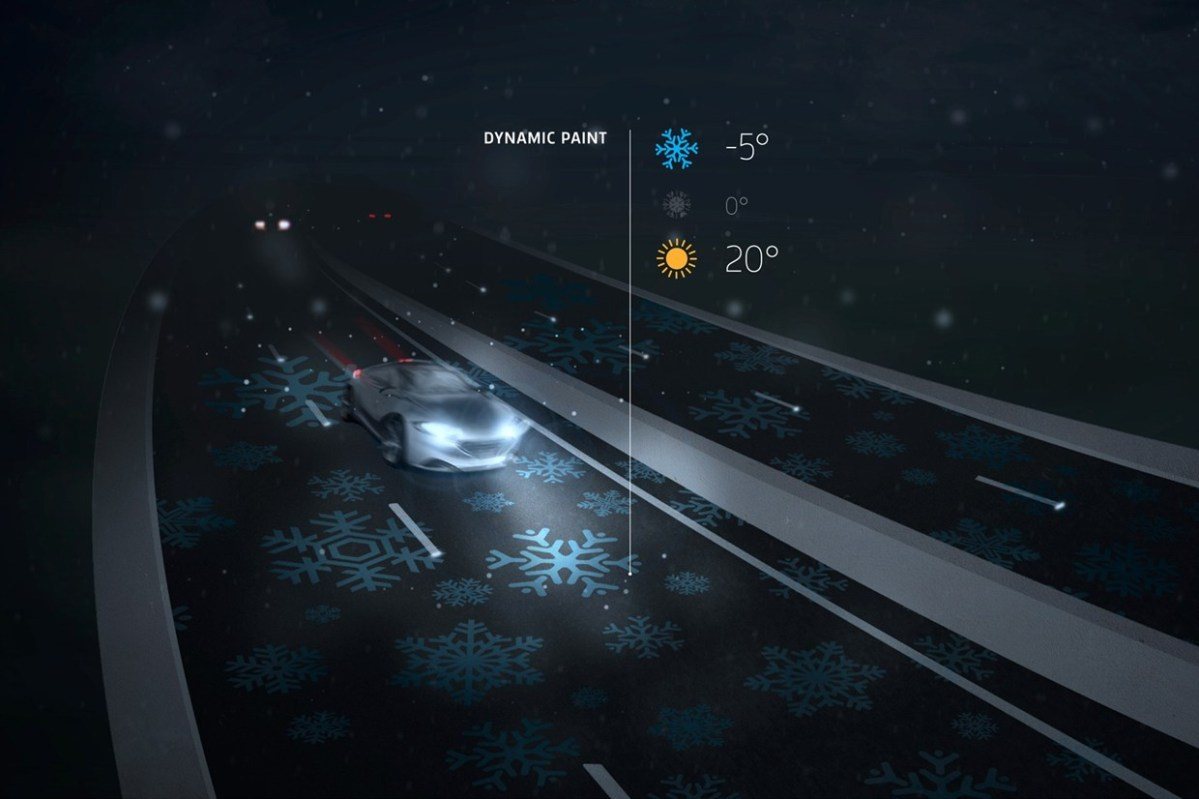 Are The Netherlands' Glow In The Dark Roads The Future?