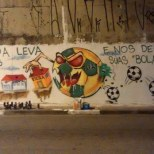 """""""The world cup takes our schools and hospitals and leaves us its 'balls'."""""""